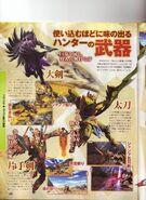 Monster Hunter 4 Magazine Shot 3