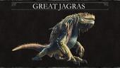 MHW-Great Jagras Wallpaper 001