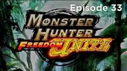 Monster Hunter Freedom Unite (Episode 33 - Elegy For A Lone Wolf)