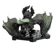 Capcom Figure Builder Plus Volume 11-Black Diablos Figure 001