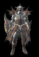MHR Rathalos Armor Man