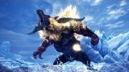 Monster Hunter World Iceborne - Furious Rajang Hunt (Solo Hammer)