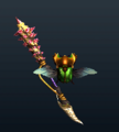 MH4U-Relic Insect Glaive 004 Render 001