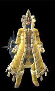 MHR Ludroth Armor Man