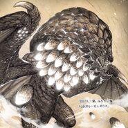 MHWI-Seething Bazelgeuse Artwork 001