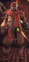 Jagras Armor (MHW)