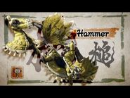 Monster Hunter Rise - Hammer