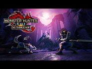 Monster Hunter Rise - Sunbreak - Teaser Reveal
