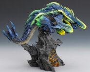 Capcom Figure Builder Creator's Model Brachydios Rage Mode 004