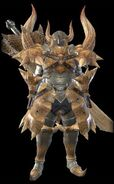MHR Diablos Armor Man