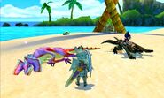 MHST-Brute Tigrex and Great Jaggi Screenshot 002