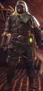 Pukei α Armor (MHW)
