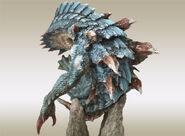 Capcom Figure Builder Creator's Model Lagiacrus 003