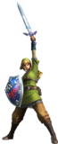 MH4-Sword and Shield Equipment Render 002