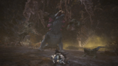 MHW-Girros and Great Girros Screenshot 001