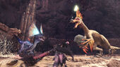 MHW-Kulu-Ya-Ku and Tzitzi-Ya-Ku Screenshot 001