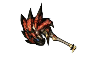 Red Bludgeon (MH4U)