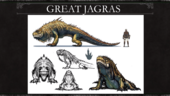 MHW-Great Jagras Concept Art 002