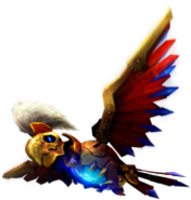 MH4G-Kinsect Render 002