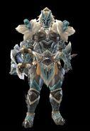 MHR Ghos Armor Man