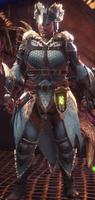 Kadachi α Armor (MHW)