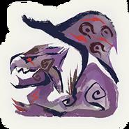 MHRise-Apex Rathian Icon