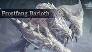 Frostfang Barioth - Gameplay