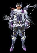 MHR Rakna Armor Man