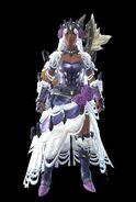 MHR Rakna Armor Woman