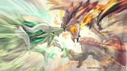 PromotionalArt Monster Hunter Primal Crisis (Jan 2020) Commemoration