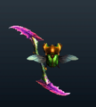 MH4U-Relic Insect Glaive 002 Render 001