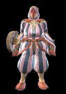 MHR Makluva Armor Man
