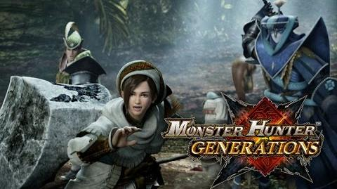 BannedLagiacrus/Discussion of the Week: Monster Hunter Generations Demo