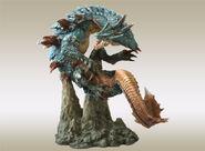 Capcom Figure Builder Creator's Model Lagiacrus 002