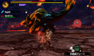 MH4U-Raging Brachydios Screenshot 005