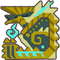 MH3U-Zinogre Icon