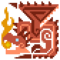 MHP3rd-Rathalos Icon
