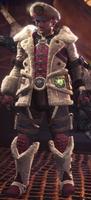 Lumu Armor (MHW)