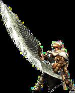 MHX-Great Sword Equipment Render 002