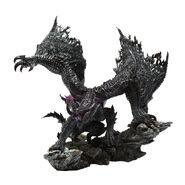 Capcom Figure Builder Creator's Model Gore Magala 001