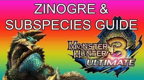 Stygian Zinogre Guides