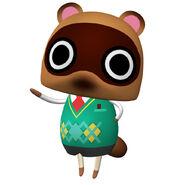 MHDFVDX-Animal Crossing Collaboration Render 001