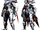 Valstrax Armor (Blademaster) (MHGU)