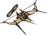 Diablos Horn Bow I