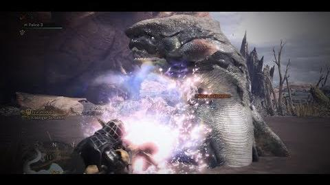 'Monster Hunter World' 2nd Gameplay Demo at Gamescom 2017 モンスターハンターワールド