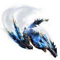 MHXR-Fiercewater Nargacuga Render 001
