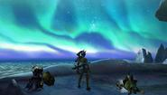 MHP3rd Arctic Base Camp