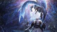 MHW Iceborne OST Disc 2 - The Howling Lone Wolf - Yian Garuga The Chase
