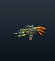 MH4U-Relic Light Bowgun 001 Render 003