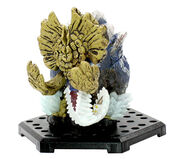 Capcom Figure Builder Plus Volume 8- Elderfrost Gammoth Figure 001